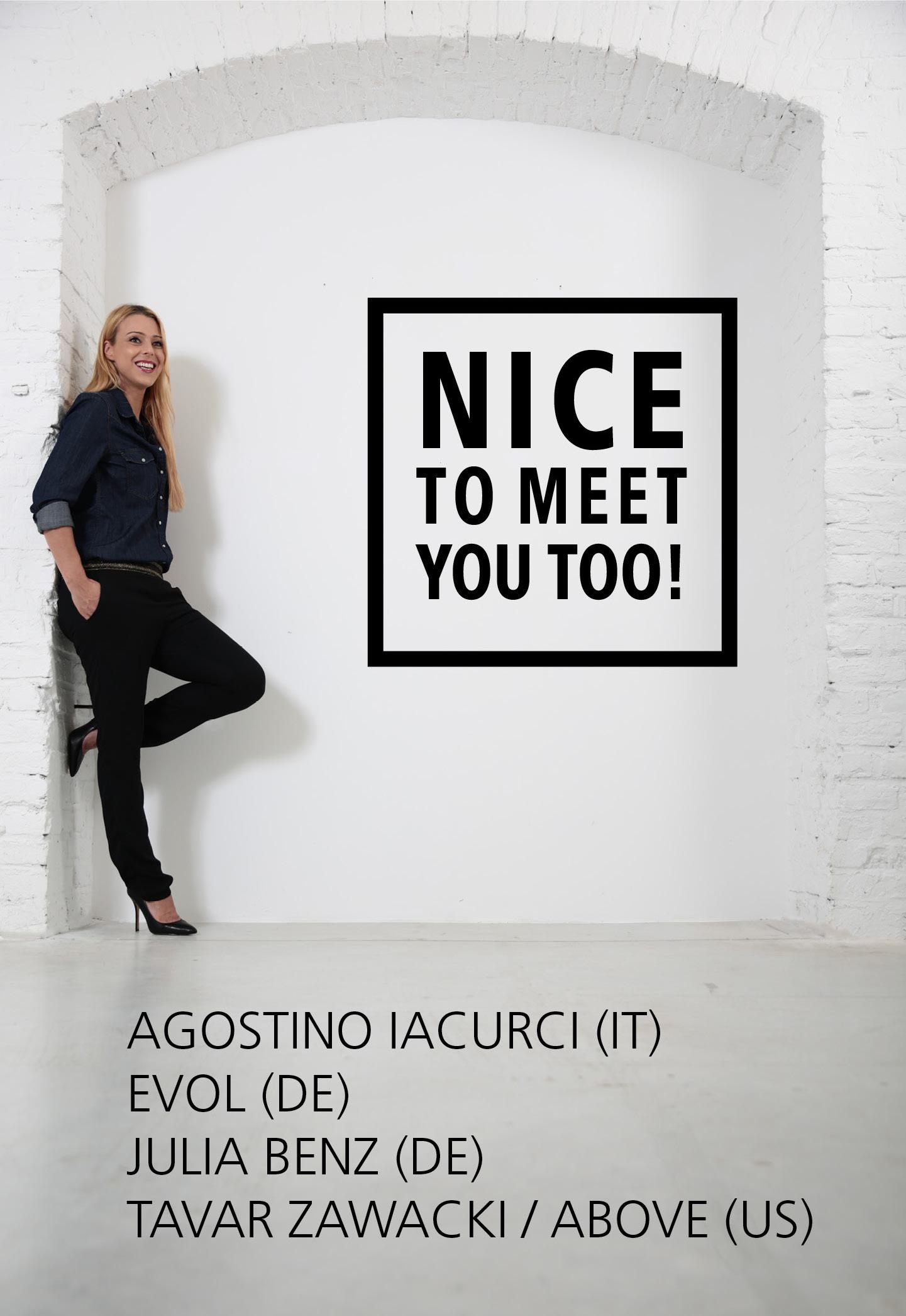 nice to meet you too asla